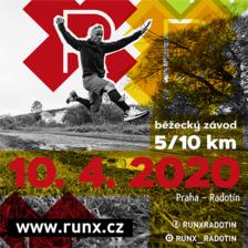 RunX/běžecký závod/