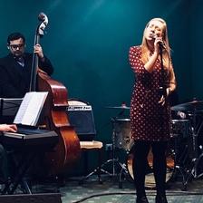 Jazz klub Tvrz: Petra Brabencová kvartet