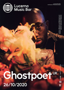 Ghostpoet - Lucerna Music Bar