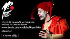 Divadlo Bolka Polívky vysílá živě na facebooku!