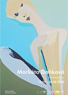 Výstava Markéta Daňková - Hranice těla