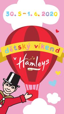 Dětský víkend v Hamleys