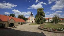Dějiny obce Vinoře - Od pravěku do 20. století na zámku Ctěnice