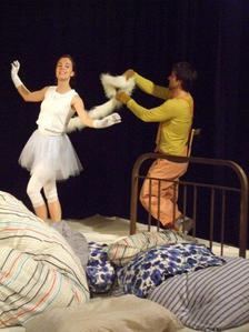 Pejsek a Kočička - Divadlo D21
