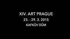 XIV. Art Prague 2015 veletrh současného umění