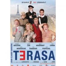 Terasa - komedie v Divadle Bez zábradlí