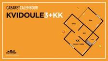 Cabaret Calembour: KVIDOULE 3+KK - Divadlo pod Palmovkou